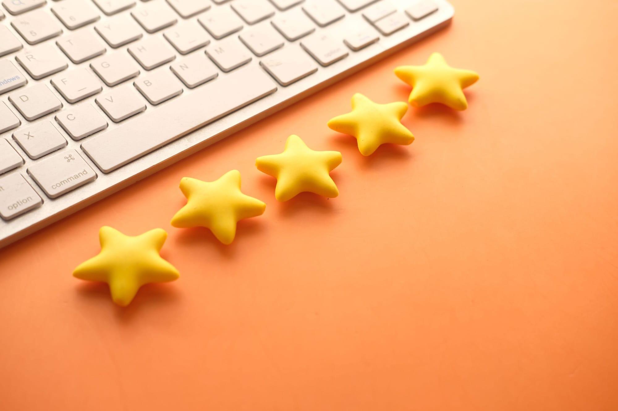 rating sterren