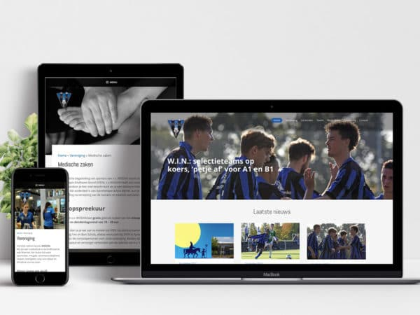 Website v.v.WODAN